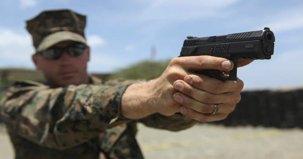 Proper Pistol Shooting Technique