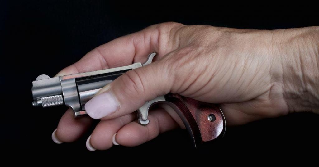 Handgun Size