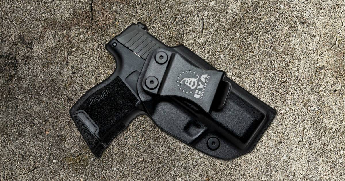 CYA Holster Review