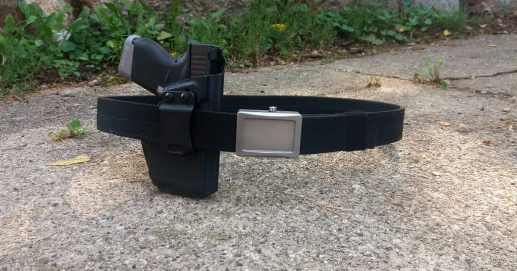 Ares Gear Aegis Enhanced Belt