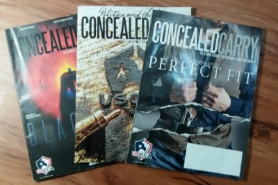 Concealed Carry Magazines