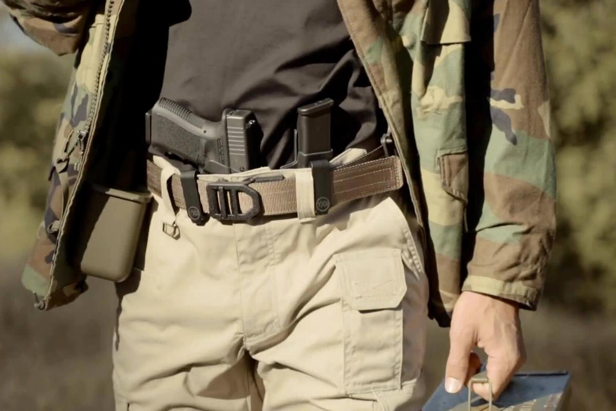 Types of Gun Belts