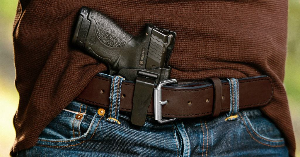 Best Gun Belts