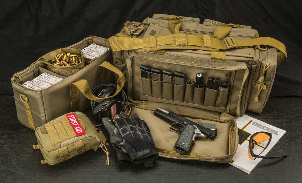 511 Tactical Range Bag