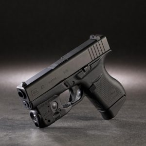 Concealed Carry Gun with Light