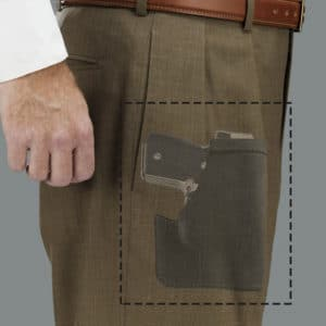 Pocket Carry Holster