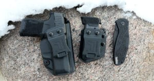 Tulster Holster and Echo Mag Carrier Review
