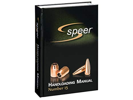 Speer Reloading Manual #15