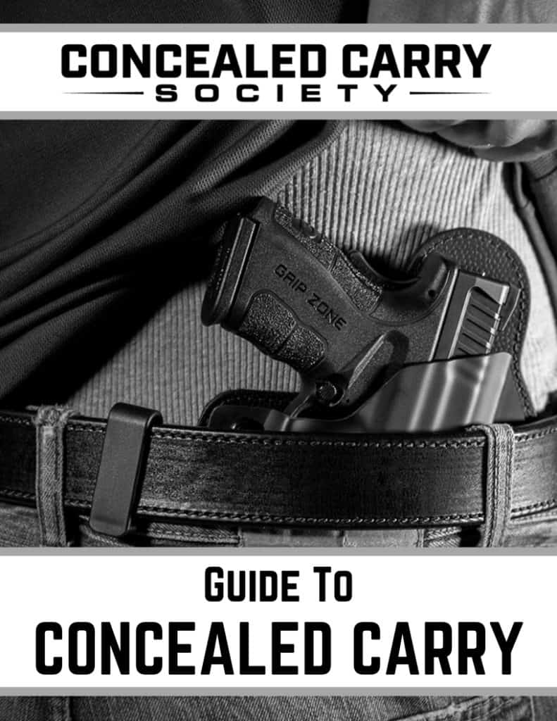 Guide To Concealed Carry