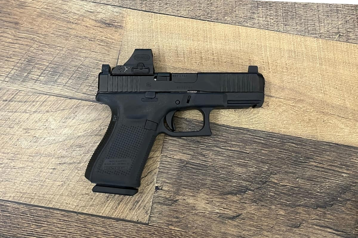 Best Red Dot Sights For Pistols