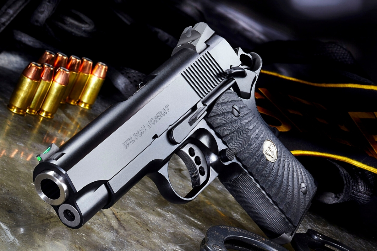 Best 1911 for Concealed Carry